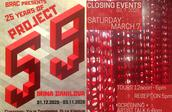 Project 59: Closing Events