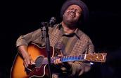 SaRon Crenshaw Blues Performance