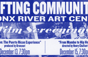 Shifting Communities Film Screenings