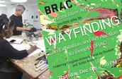 Wayfinding Exhibition and Art Auction