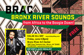 Bronx River Sounds: From Africa to the Boogie Down