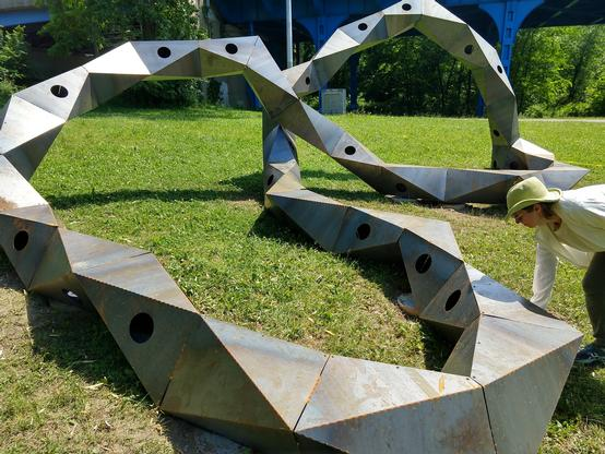 Public Art Exhibition at Starlight Park